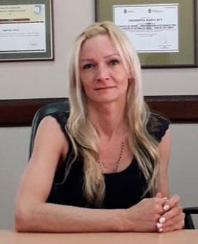 Dra. Marta Rut Legarreta